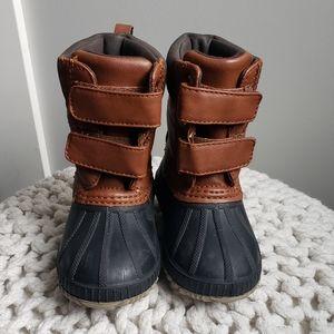 GAP kids toddler winter snow boots 5T/6T